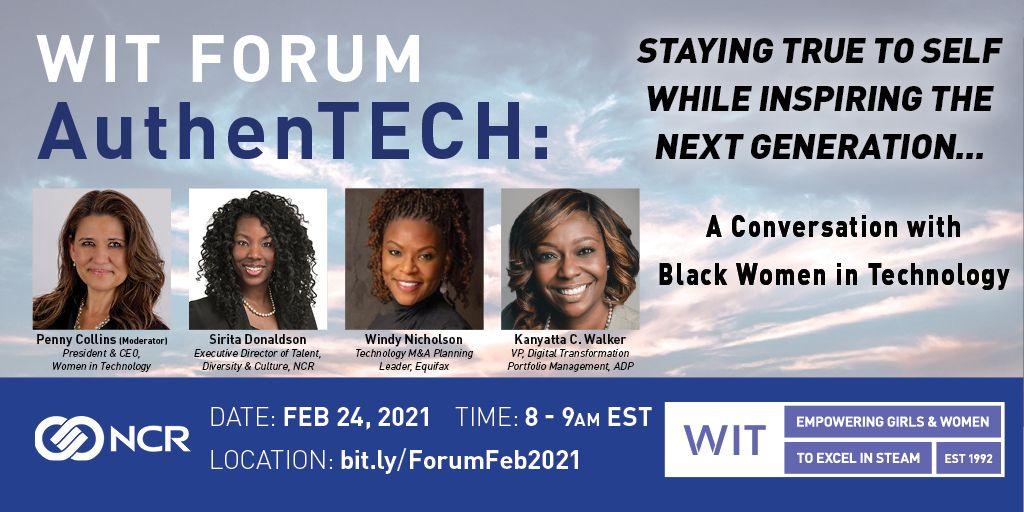 February 2021 Forum: AuthenTECH