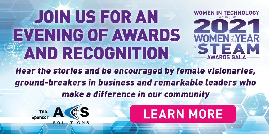 Women in Technology Awards 2021